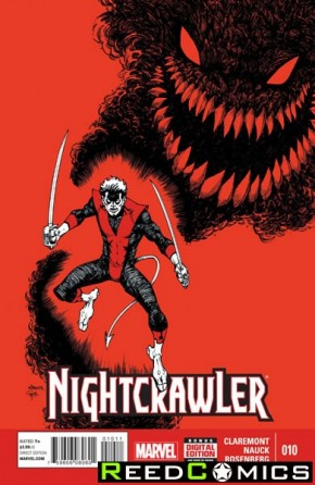 Nightcrawler Volume 4 #10