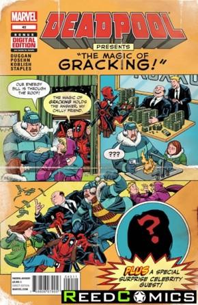 Deadpool Volume 4 #40