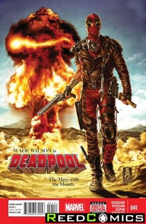Deadpool Volume 4 #41