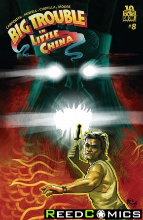 Big Trouble in Little China #8 (Random Cover)