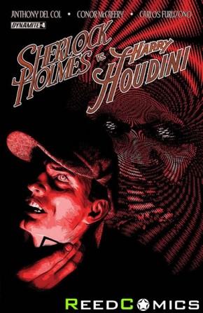 Holmes vs Houdini #4