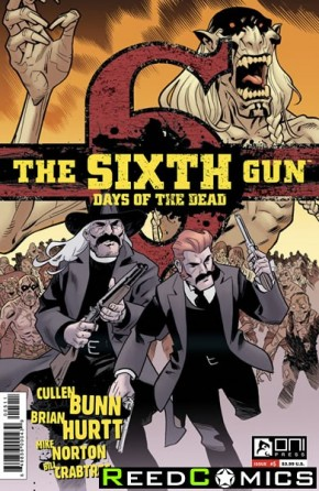 Sixth Gun Days of the Dead #5