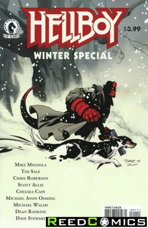 Hellboy Winter Special 2016