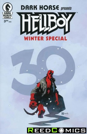 Hellboy Winter Special 2016 (1 in 10 Incentive Variant Cover)