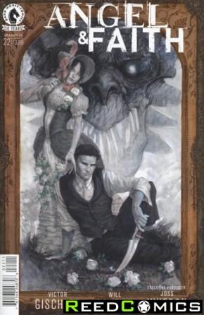 Angel and Faith Season 10 #22