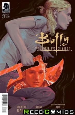 Buffy The Vampire Slayer Season 10 #23