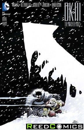 Dark Knight III Master Race #3