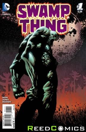 Swamp Thing Volume 6 #1