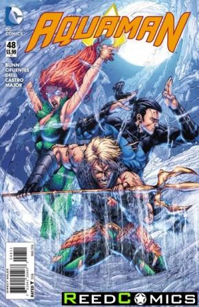 Aquaman Volume 5 #48