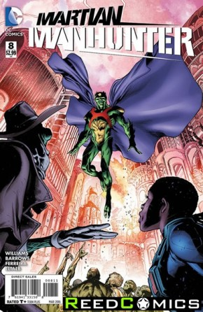 Martian Manhunter Volume 4 #8