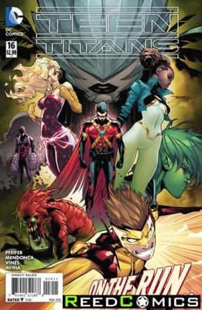 Teen Titans Volume 5 #16