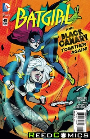 Batgirl Volume 4 #48