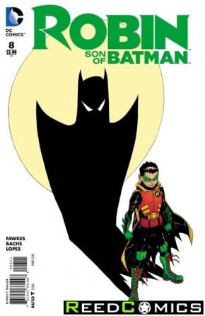 Robin Son of Batman #8