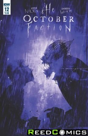 October Faction #12