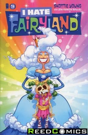 I Hate Fairyland #4