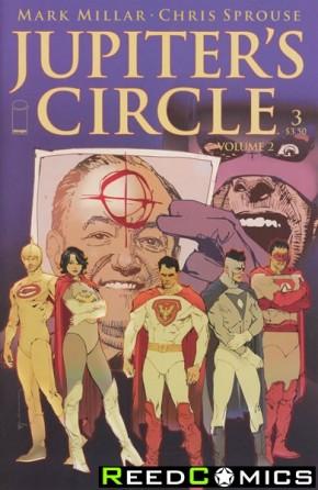 Jupiters Circle Volume 2 #4