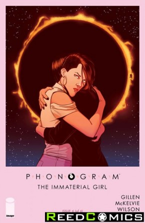 Phonogram The Immaterial Girl #6