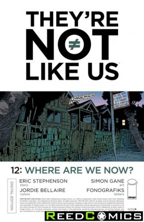 Theyre Not Like Us #12