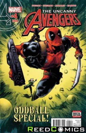 Uncanny Avengers Volume 3 #4