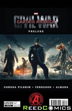 Marvels Captain America Civil War Prelude #3