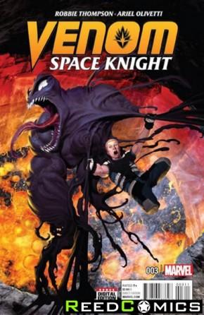 Venom Space Knight #3