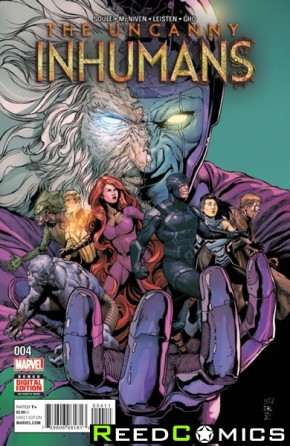 Uncanny Inhumans #4