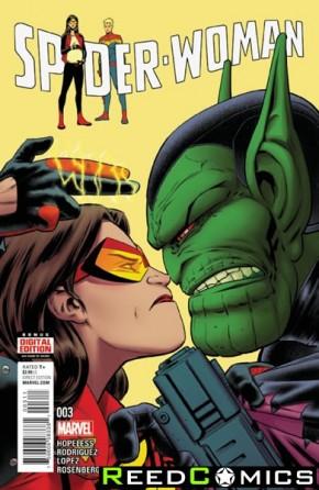 Spiderwoman Volume 6 #3