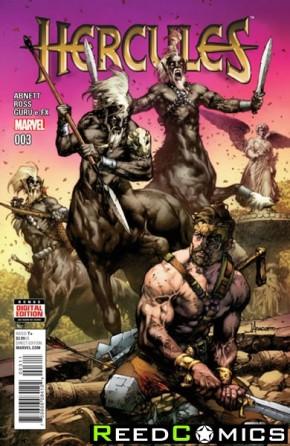 Hercules Volume 4 #3
