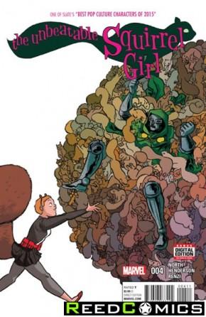 Unbeatable Squirrel Girl Volume 2 #4