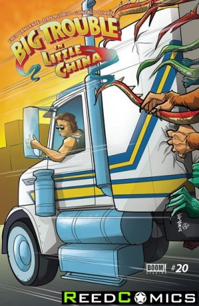 Big Trouble in Little China #20