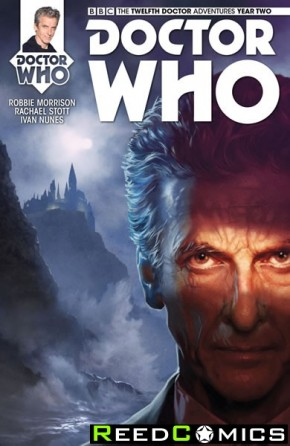 Doctor Who 12th Year Two #2