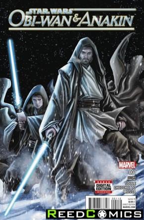 Obi-Wan and Anakin #1 (2nd Print)