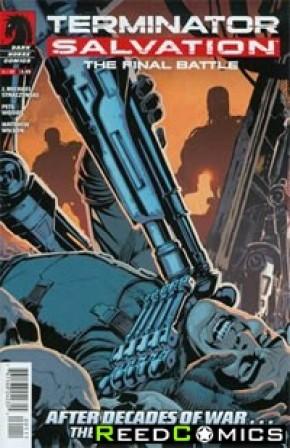 Terminator Salvation The Final Battle #1