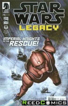 Star Wars Legacy II #10