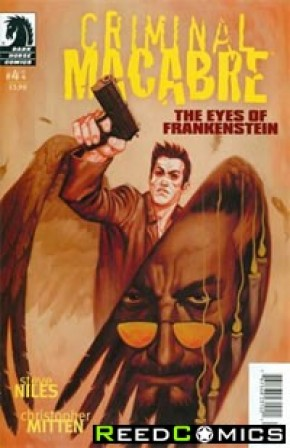 Criminal Macabre Eyes of Frankenstein #4