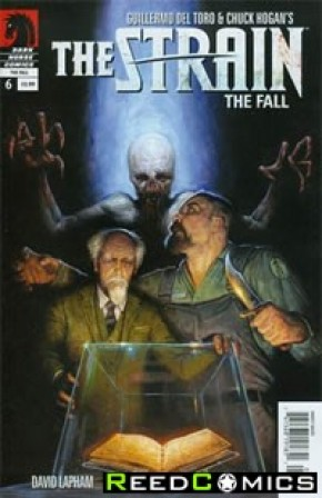 The Strain The Fall #6