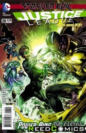 Justice League Volume 2 #26