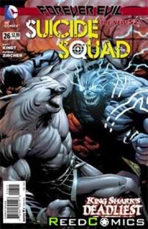 Suicide Squad Volume 3 #26