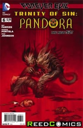 Trinity of Sin Pandora #6