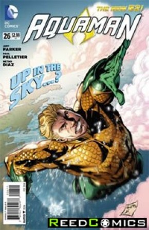 Aquaman Volume 5 #26