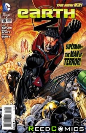 Earth Two #18
