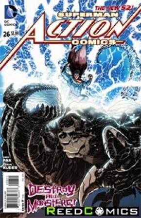 Action Comics Volume 2 #26
