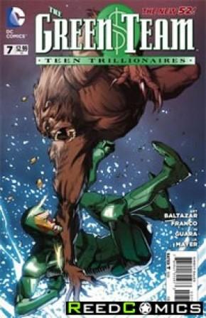 The Green Team Teen Trillionaires #7