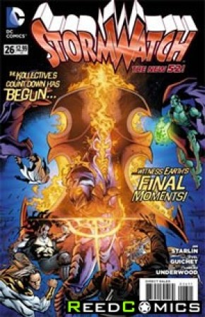 Stormwatch Volume 3 #26