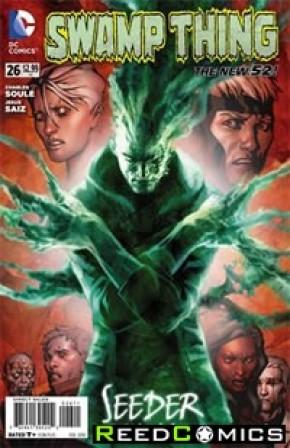 Swamp Thing Volume 5 #26
