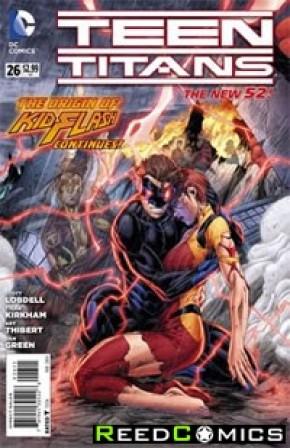 Teen Titans Volume 4 #26