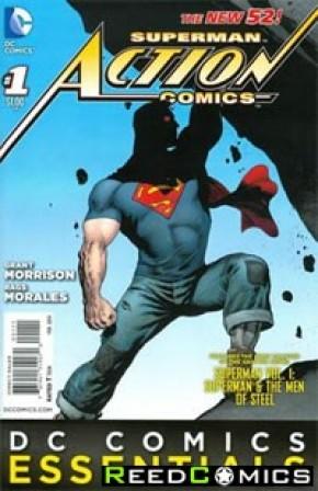 DC Comics Essentials Action Comics #1
