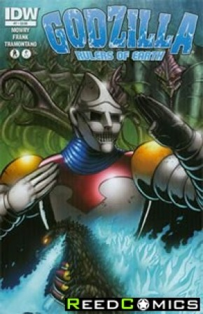 Godzilla Rulers of the Earth #7