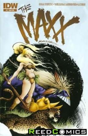 Maxx Maxximised #2 (Subscription Variant)