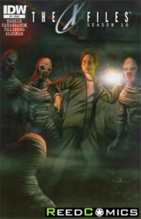 X-Files Season 10 #7